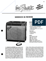 Sidekick 65 Reverb