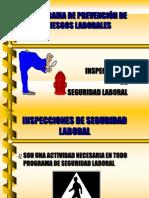 CAPACITACION INSPECIONES PREVENTIVAS