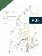 Mapa Floresta da Tijuca