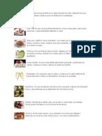 Terminos Gourmet Diccionario