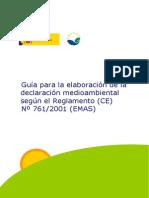 Environmentalstatementhandbook Es