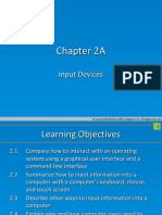 Chp2A - Input Devices
