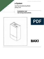 Baxi Barcelona - System Gcno.41-075-03