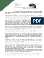 MUJERES de NEGRO- Informe Huelga de Hambre OEA-1