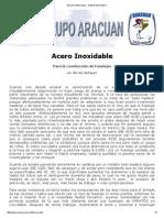 Grupo Aracuan - Doblado de Tubos de Acero