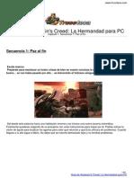 Guia Trucoteca Assassins Creed La Hermandad Pc