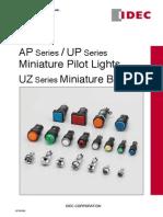 Idec Miniature Switches