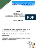 OVARIOS POLIS.pptx
