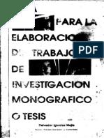 Guía para la elaboración de trabajos de investigación monográfico o tesis.pdf