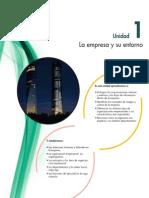 La Empresa y Su Entorno. Libro