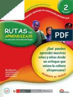 Rutas Cultura Afroperuana (Inicial - 1ero 2do. Primaria)