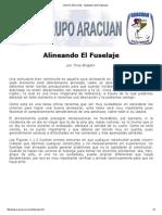 Grupo Aracuan - Alineado Defuselaje