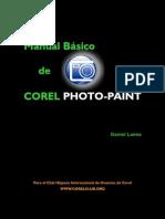 Manual Basico de Corel Photo Paint