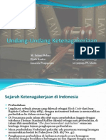 Undang-Undang Ketenagakerjaan