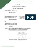 13-4178 Amicus Brief of Ex-Gays