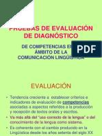 Evaluacion de Diagnostico - Lengua