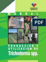 Manual de Producción y utilización de Trichoderma