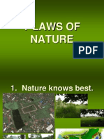 7 Laws of Nature