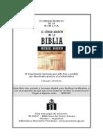 El Codigo Secreto de La Biblia - Drosnin, Michael