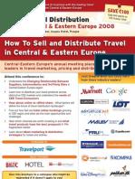 EyeforTravel - Travel Distribution - Central & Eastern Europe (2008)