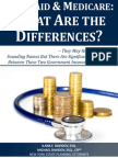 Medicaid and Medicare What Are Differences