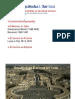 07 Arquitectura Barroca II