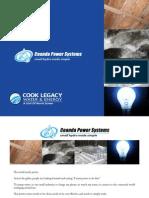 Coanda Power Brochure