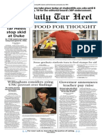The Daily Tar Heel for Feb. 11, 2014