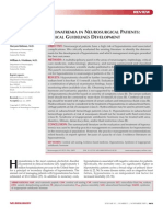 2009 Hyponatremia in Neurosurgical Patients- Clinical Guidelines Development