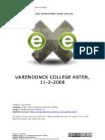 Digitale leereenheden maken met eXe handleiding VDC 2008