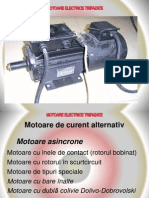 motoare electrice trifazate