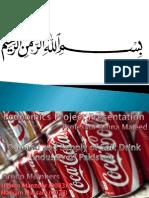 coca-cola beverage