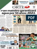 Periódico Norte edición impresa día 11 de febrero 2014