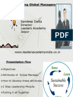 Mr. Sandeep Dutta