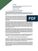 Principios Comerciales Para La OMC (Extracto JHH)
