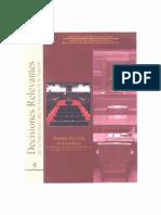 141.- Decisiones Relevantes de La Suprema Corte - Prueba Pericial en Genetica