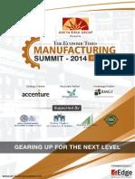 ET Manufacturing Summit