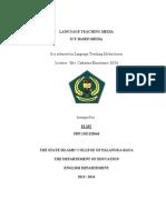 Authentic Term of Paper of Language Teaching Media (ICT BASED MEDIA)