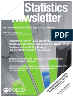 Oe CD Statistics Newsletter Feb 2013