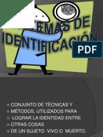 SISTEMAS DE IDENTIFICACION..ppt