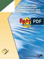 Handbuch Fritz Box Wlan 3050