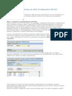 Creare Configurare e Inviare Un IDOC Di Outbound in SAP