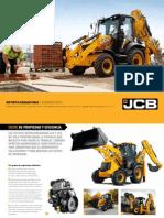 JCB 3CX and 4CX Product Brochure T4i