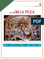 Durja Puja Festival India