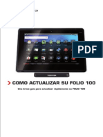Folio Update Instruction Es