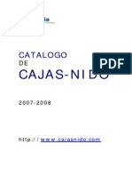 Cajas Nido 1