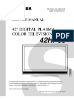 toshiba 37hl95 service manual rh scribd com Toshiba TV Toshiba TV