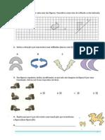 Ficha de Trabalho Isometrias