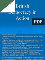 British Democracy in Action c