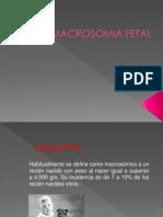 Macrosomia Fetal